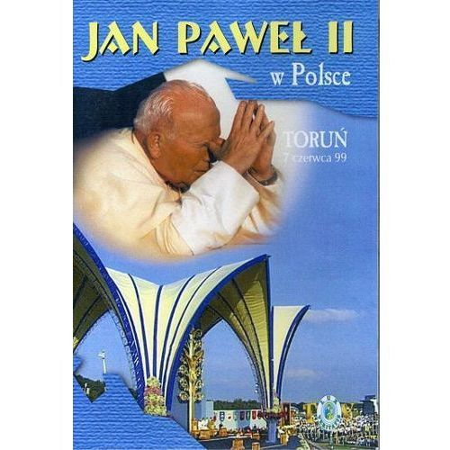 Jan paweł ii w polsce 1999 r - toruń - dvd marki Fundacja lux veritatis