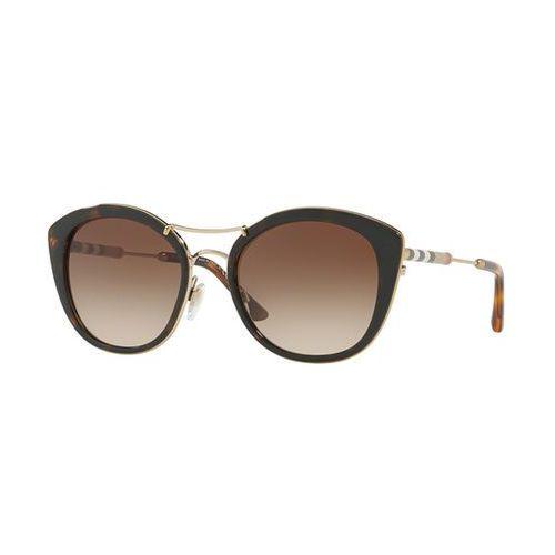 Okulary słoneczne be4251q 300213 marki Burberry