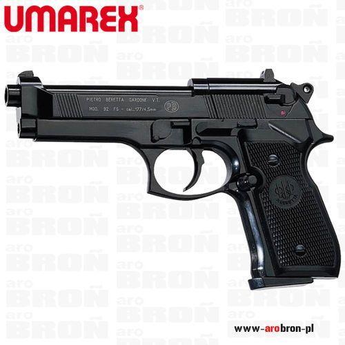 Pistolet wiatrówka UMAREX BERETTA 92 FS - full metal - produkt z kategorii- Pistolety