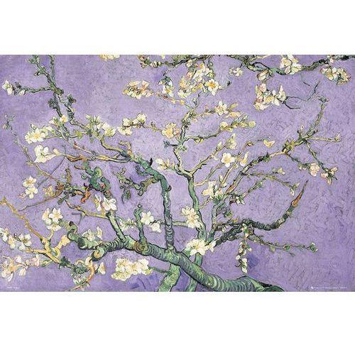 Vincent Van Gogh Kwitnący migdałowiec - plakat - sprawdź w wybranym sklepie