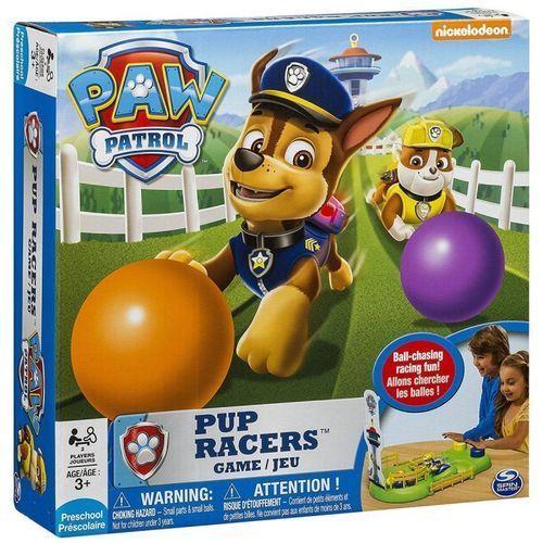 Psi patrol, gra wyścig psiaków marki Hasbro