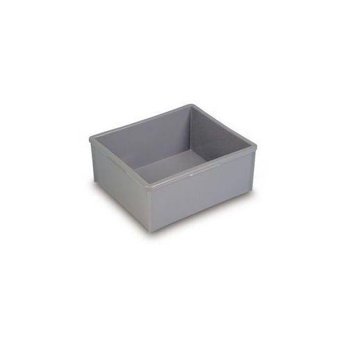 Skrzynka do ustawiania w stos z polietylenu, bez wzmocnień,poj. 30 l marki Werit kunststoffwerke