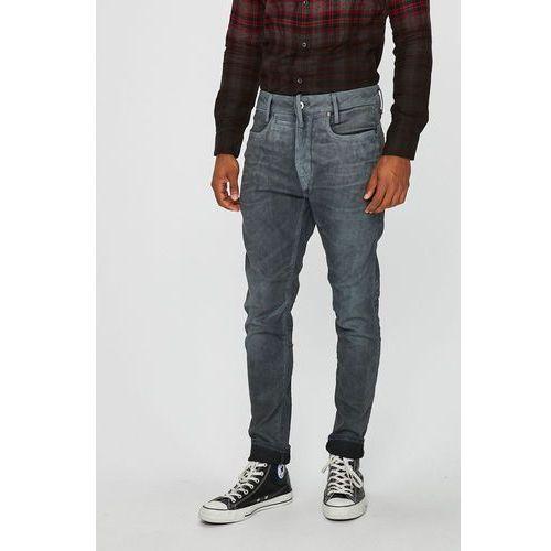 - jeansy d-staq 3d marki G-star raw