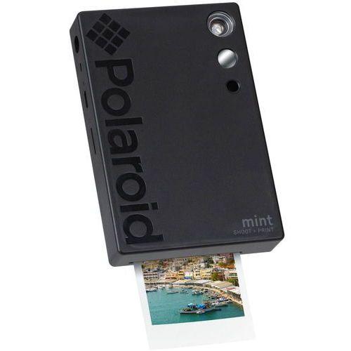 aparat mint instant digital camera & printer black marki Polaroid