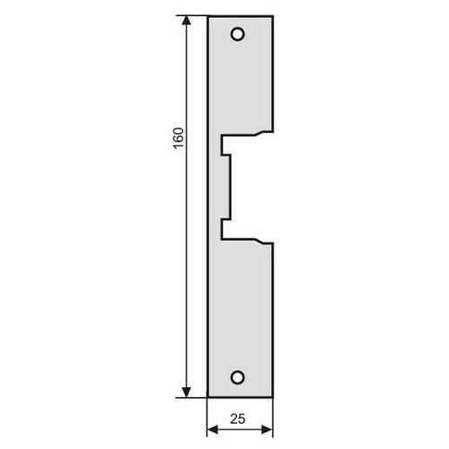 blacha czołowa 901g - krótka 901g - autoryzowany partner leelen, automatyczne rabaty. marki Leelen