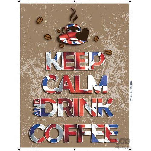 Consalnet Obraz keep calm and drink coffee pt159t2