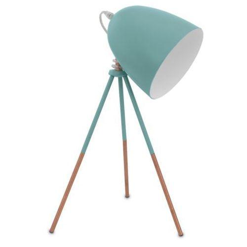 Eglo 49337 - Lampa stołowa VINTAGE 1xE27/60W/230V (9002759493370)