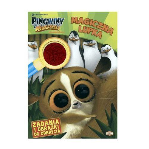 Pingwiny z Madagaskaru. Magiczna lupka (24 str.)