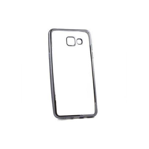 Etui Mirror Gel Bumper Samsung Galaxy A5 2016 czarne - Czarny