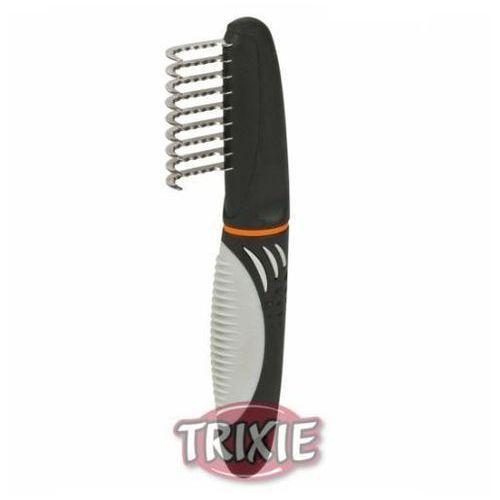 TRIXIE filcak wygięty dla psa lub kota zęby 3,5cm