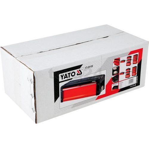 Yato Skrzynka narzędziowa 1-szuflada yt-09108 - zyskaj rabat 30 zł