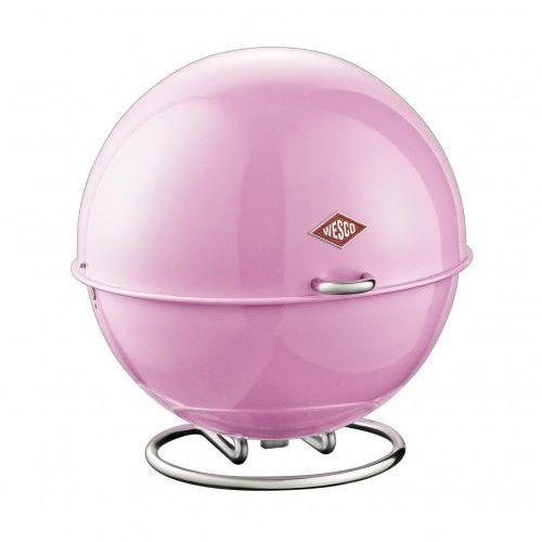 Wesco Superball chlebak/pojemnik różowy 26 cm, 22310126