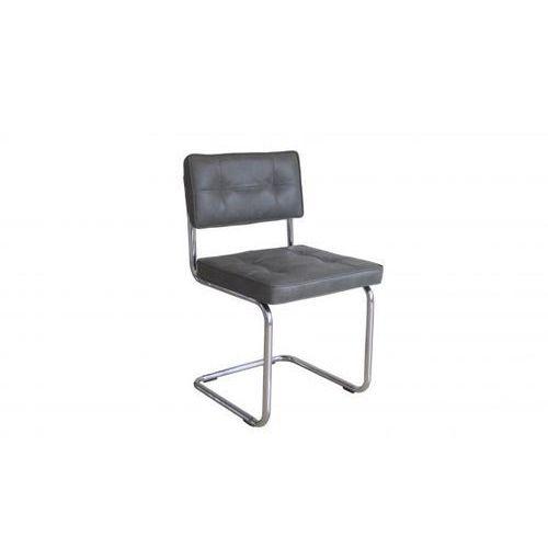 Woood Krzesło RUBY szare (zestaw 2szt) 350316-G