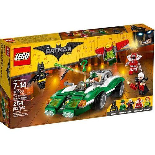 LEGO Batman the Movie, Wyścigówka Riddlera, 70903