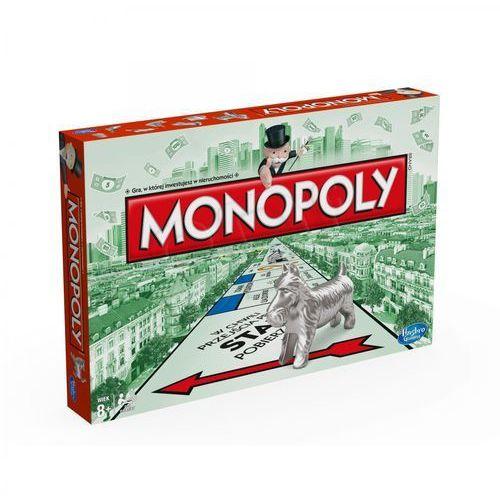 Monopoly classic - marki Hasbro