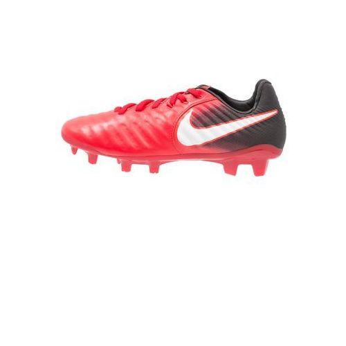 Nike Performance TIEMPO LEGEND VII FG Korki Lanki university red/white/black (0883153834742)
