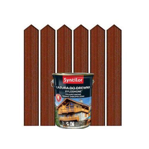 Lazura do drewna XYLODHONE HP 5 l Mahoń drewno egzotyczne SYNTILOR