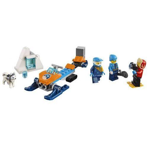 Lego CITY Arktyczny zespół badawczy arctic exploration team 60191