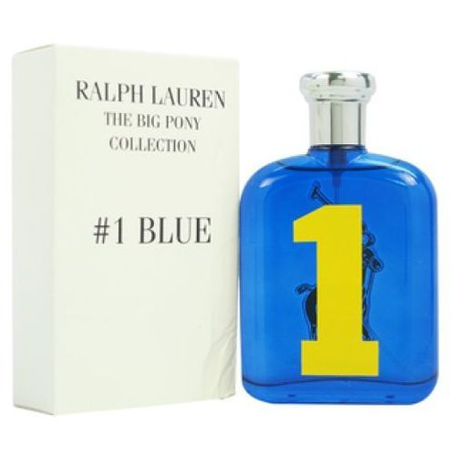 big pony 1 blue man, woda toaletowa – tester, 125ml marki Ralph lauren