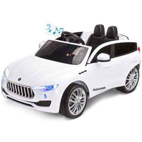 Toyz Samochód na akumulator commander + pilot (5902021529162)