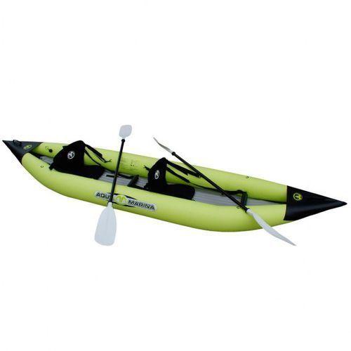 Nadmuchiwany Kajak Aqua Marina K1 Dwuosobowy (6954521688602)
