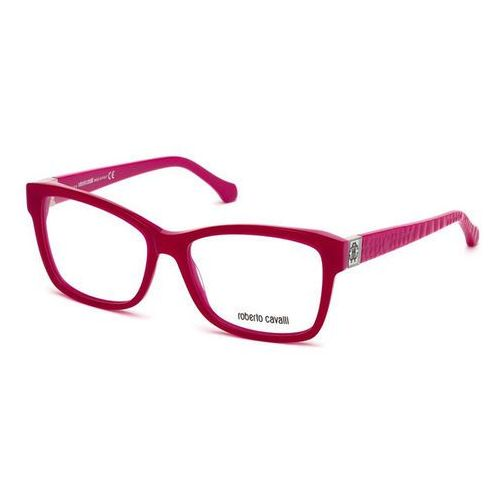 Roberto cavalli Okulary korekcyjne rc 755 alimatha 074
