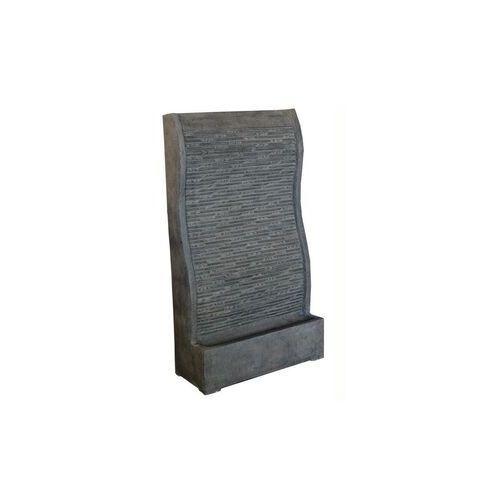 Fontanna ogrodowa SWELL z włókna cementowego – wys. 162 cm