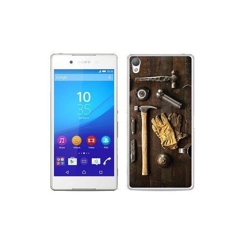 Foto case - sony xperia z3+ - etui na telefon foto case - narzędzia, marki Etuo.pl