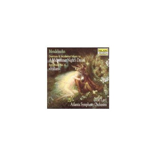 Telarc Symphony no. 4 / a midsummer