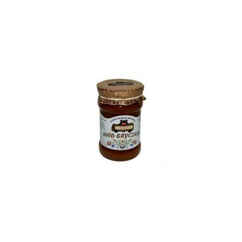 Kosecki Miód gryczany 375 g kaszubskie miody