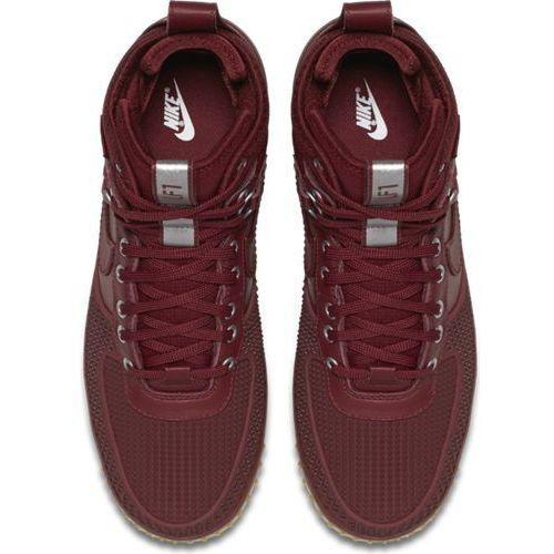 Nike Buty  lunar force 1 duckboot - 805899-600 - czerwony