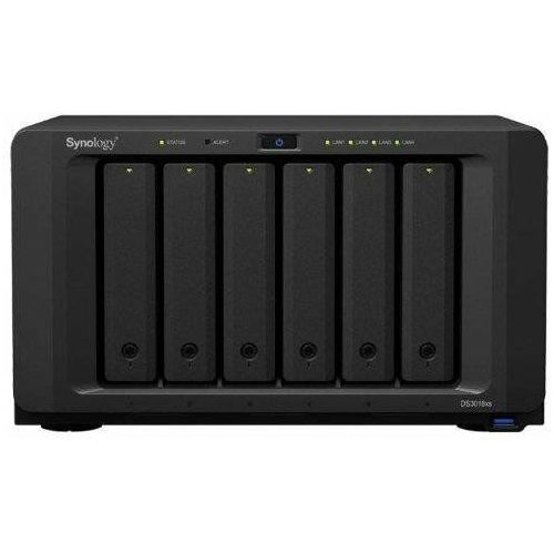 Serwer NAS Synology DS3018xs Tower SDD | HDD 2.5'' | 3.5'' SATA