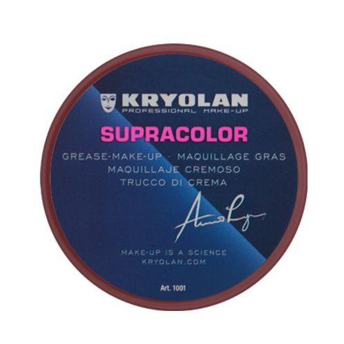 Kryolan SUPRACOLOR (081) Farba o konsystencji kremowej - 081 (1001), kolor beżowy