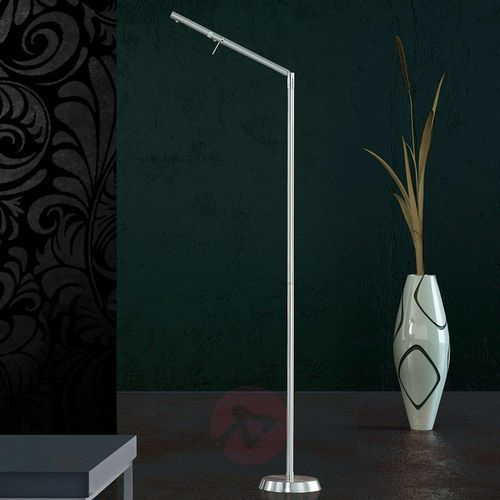 Trio FILIGRAN lampa stojąca LED Nikiel matowy, 1-punktowy - Nowoczesny - Obszar wewnętrzny - FILIGRAN - Czas dostawy: od 4-8 dni roboczych