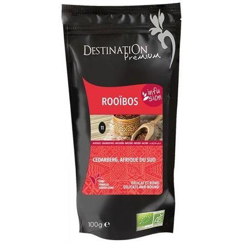 Herbata Czerwona Rooibos RPA 100g - Destination