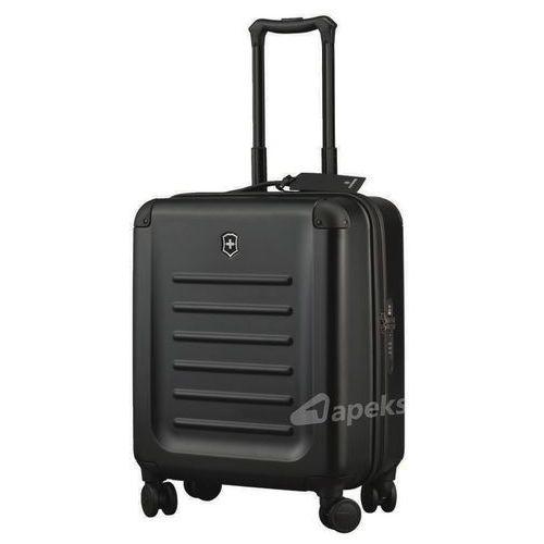spectra™ 2.0 extra-capacity carry-on mała walizka kabinowan - czarny marki Victorinox