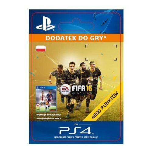 Sony Fifa 16 4600 punktów [kod aktywacyjny]