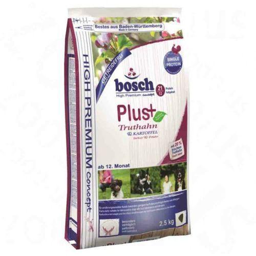 Bosch  plus indyk & ziemniaki 12,5 kg