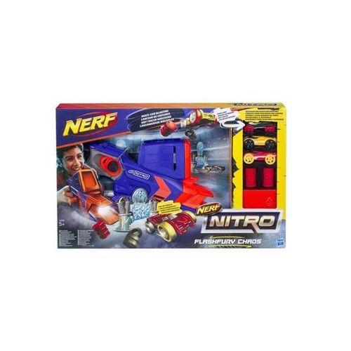 NERF Nitro Flashfury Chaos - Hasbro. DARMOWA DOSTAWA DO KIOSKU RUCHU OD 24,99ZŁ, 5_596630