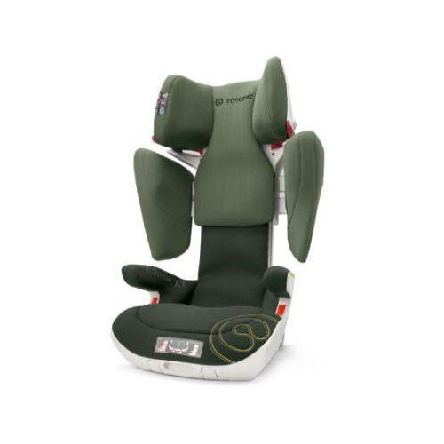 CONCORD Fotelik samochodowy Transformer XT Jungle Green Limited Edition (8433228020970)