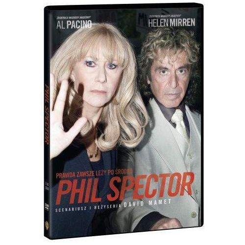 Galapagos films Phil spector (płyta dvd) (7321910327234)