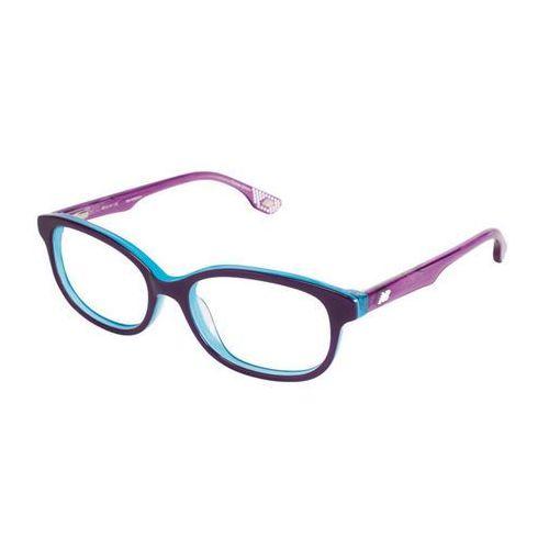 New balance Okulary korekcyjne nb5010 kids c01