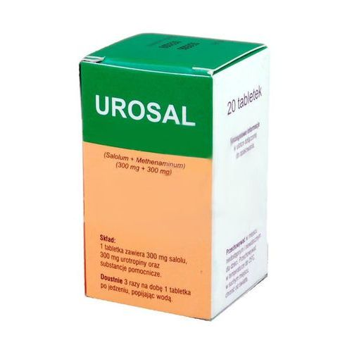 Tabletki Urosal