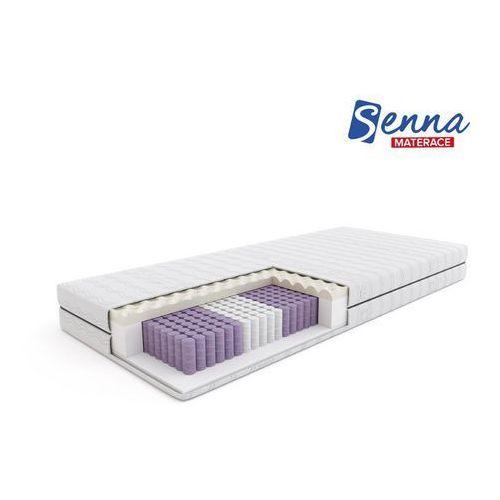 orginal - materac multipocket, sprężynowy, rozmiar - 180x200 wyprzedaż, wysyłka gratis marki Senna
