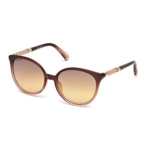 Swarovski Okulary słoneczne sk0149-h 50g