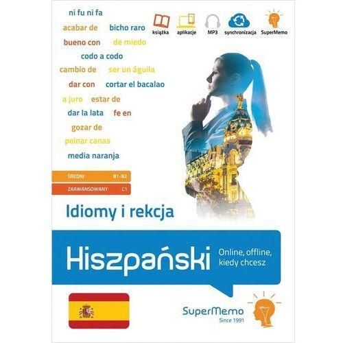 Idiomy i rekcja Hiszpański. (224 str.)