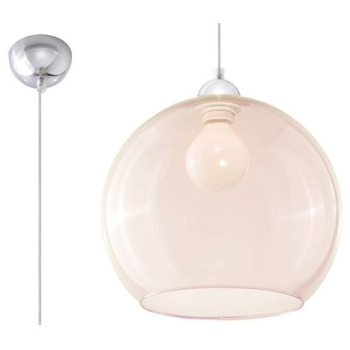 Sollux Lampa wisząca ball szampański sl.0249 - - rabat w koszyku