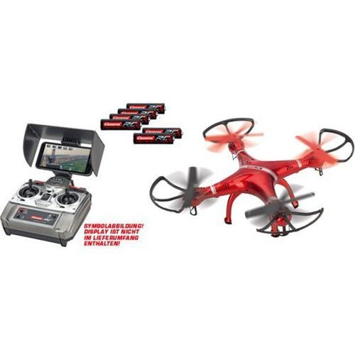 Dron quadrocopter rc video next live streaming marki Carrera
