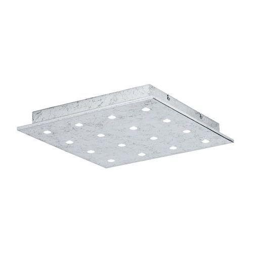 Eglo Plafon vezeno 1 39073 oprawa lampa sufitowa 16x1,1w led srebrny (9002759390730)