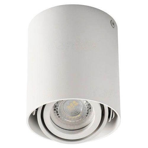 Spot Kanlux Toleo 26111 lampa sufitowa punktowa 1x25W GU10 biały (5905339261113)
